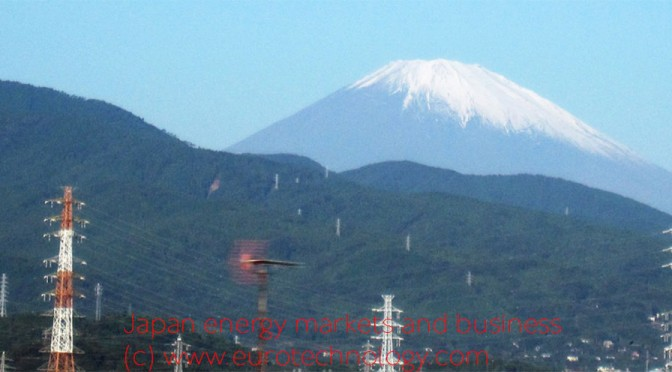 Japan energy and electricity technology markets and business by Eurotechnology Japan