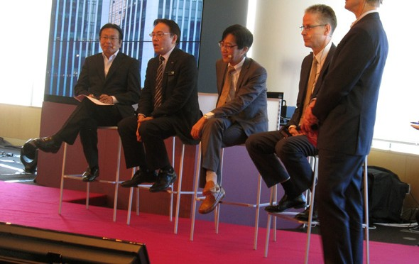 Ericsson Mobile Business Innovation Forum in Tokyo