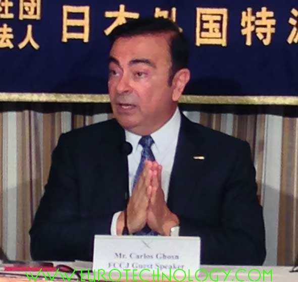 """carlos ghosn approach to strategy implementation Dr john p millikin is the academic director for the global strategic human  2"""" nissan president carlos ghosn talks about his company's recovery   execution issues were present at  new approaches that had been so."""