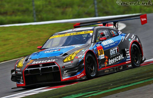 富士スピードウェイのレース